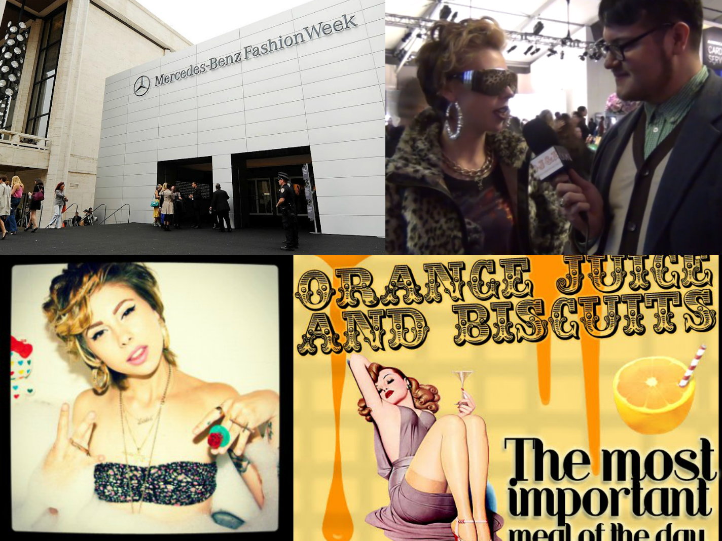 1fd2c922b91c MBFW Fall 2012 Coverage  Stylist Lil Debbie Talks Bay Area Style   More
