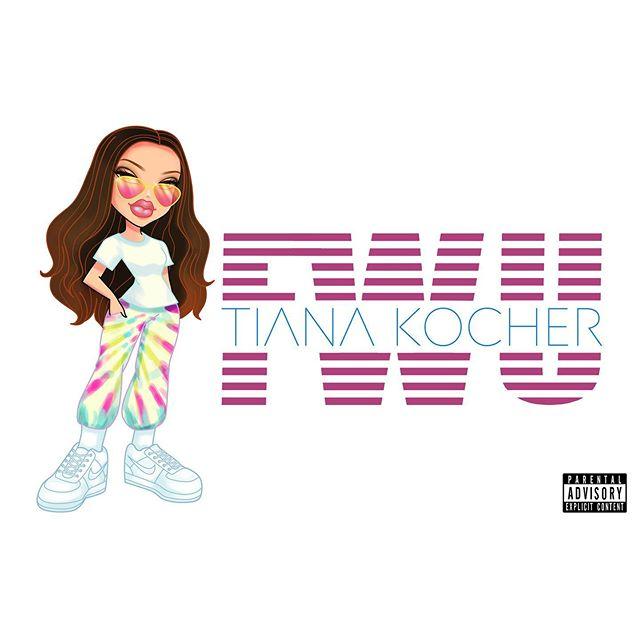 """Tiana Kocher """"FWU"""""""