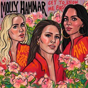 "2563. Molly Hammar ft. Julie Bergan & AWA ""Get To Know Me First"""
